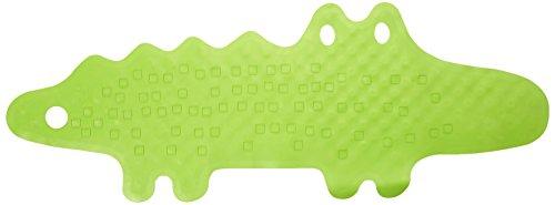 """IKEA Badewannenmatte \""""Patrull\"""" Wanneneinlage Krokodil-Badematte für Kinder und Babies aus NATURGUMMI"""