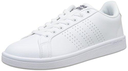 online retailer 19e62 a7e12 Adidas Mens Cf Advantage Cl Leather Tennis Shoes