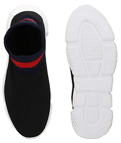 AFROJACK Men's Balenciaga Speed Training Shoes & Sneakers(Knit Sock Technology) 8