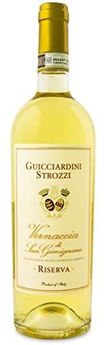 Tenute Guicciardini Strozzi Vino Vernaccia di San Gimignano Docg Riserva, 2015-750 ml