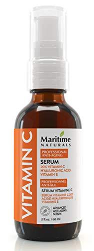 Maritime Naturals Sérum Facial - Vitamina C