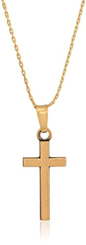 Alex and Ani Cross II Expandable Necklace
