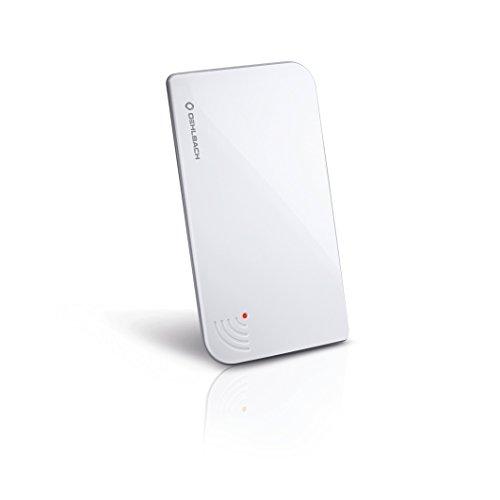 Oehlbach Scope Vision DVB-T2 HD Antenne | Digital Innen Fernseher Zimmerantenne | TV-USB & PC Kompatibel | Aktiv DVBT-Verstärker HDTV | Empfangsstarker Testsieger