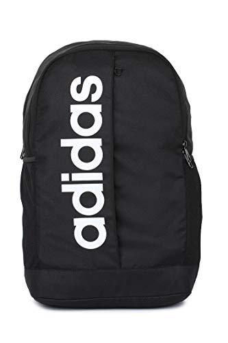 Adidas Unisex Black Lin Core Large Backpack