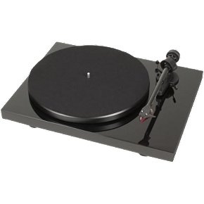 Pro-Ject Debut Carbon 2mred dc Giradischi, Piano Black