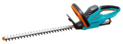 GARDENA Akku-Heckenschere EasyCut Li-18/50 Set, leichte Akku-Heckenschere mit ergonomisch geformtem Griff, mit großer Auslösetaste für bequemes und sicheres schneiden, 18V Akku enthalten (8877-20)