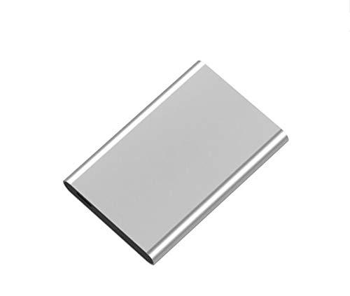 NO 02 BY Hard-Disk Esterni Disco Rigido Mobile 2,5 Pollici Usb3.0 Metallo Ad Alta velocità 80Gb-2Tb...