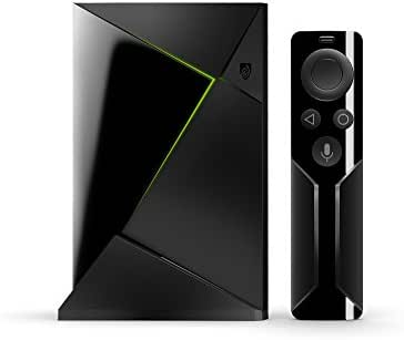 NVIDIA SHIELD TV Media Streaming Player (16 GB, nur mit Fernbedienung)