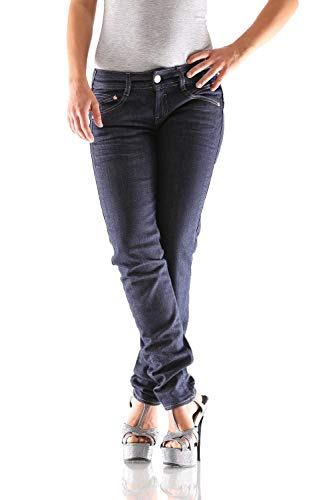 Herrlicher Gila Slim Powerstretch D9180 026 Damen Jeans Hose,...