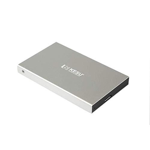 YANWE Disco Rigido Esterno,Portatile USB3.0 Archiviazione E Backup dei Dati per PC Mac PS4 Xbox...