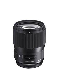 Sigma 135mm / f 1.8 DG HSM Art SLR Tele - Objetivo (SLR, 13/10, Teleobjetivo, 0,857 m, 13,5 cm, Canon)