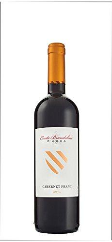 Friuli Grave D.O.C. Cabernet Franc 2016 Conte Brandolini D'adda Rosso Friuli Venezia Giulia 12,5%
