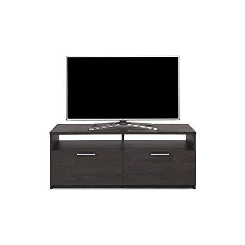 Mobili Fiver Rachele Mobile Porta TV, Legno, Rovere Moro, 112x42x45 cm