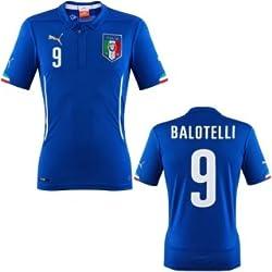 Puma - Balotelli Maglia Ufficiale Italia Mondiale 2014