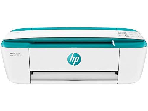 HP DeskJet 3762 T8X23B Stampante Multifunzione a Getto di Inchiostro, Stampa, Scannerizza,...