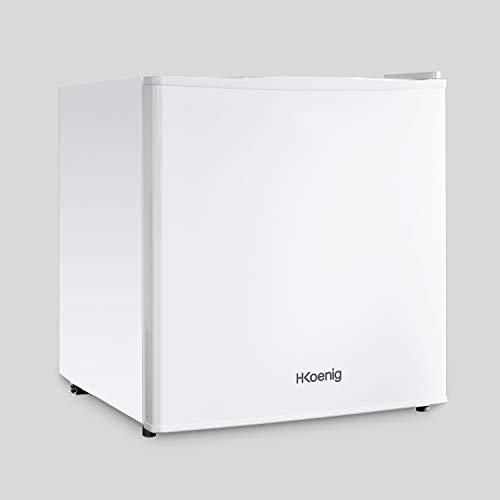 H.Koenig FGX480 Mini frigo, Bianco