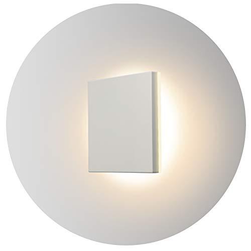 Topmo-plus 8W Lámpara da parete LED OSRAM SMD Luci Muro Applique design per interno/esterno...