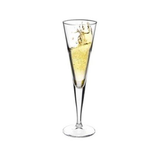 Confezione da 6 Calici 11cl per prosecco spumante Flute da Champagne - BORMIOLI ypsilon