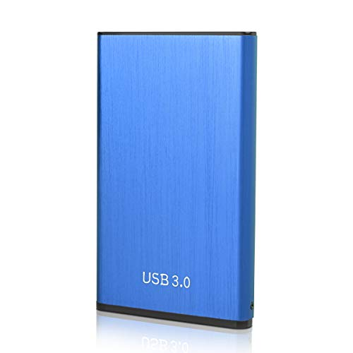 Neeta 2 TB Hard Disk Esterno Portatile USB 3.0 Hard Disk Esterno per PC, Mac, Windows, Apple, Xbox...