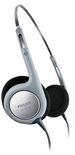 Philips SBCHL140/98 On-Ear Headphone (Grey)