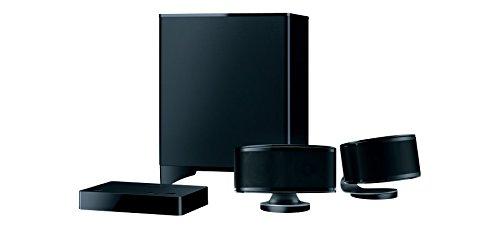 Onkyo Ls-3200 Sistema Audio, DTS Studio Sound, Dolby Digital, Bluetooth, Subwoofer Wireless, Nero