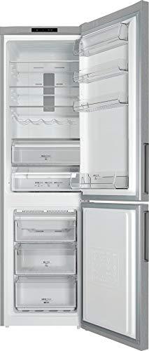 Hotpoint Ariston XH9 T3U X - Frigorifero Combinato, 368 Litri, Classe A+++, No Frost, Inox