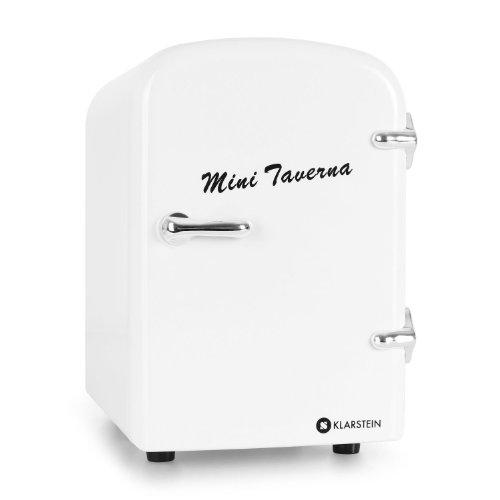 Klarstein Mini Taverna frigorifero 4L bianco