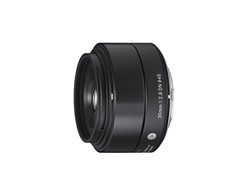 Sigma 33B963 Obiettivo 30mm-F/2.8 AF DN, Attacco Micro 4/3, Mirrorless, Nero