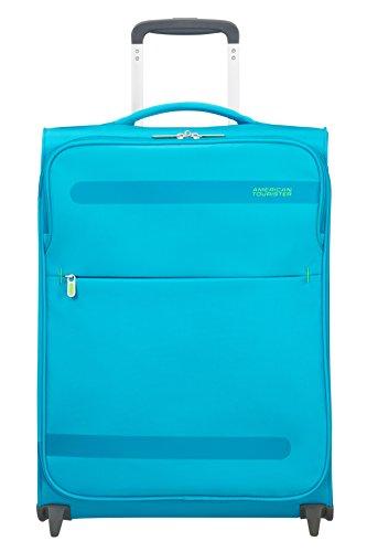 American Tourister Herolite - Super Light Upright 55-20 - 1.5 Kg, 55 cm, 41 L, Mighty Blue