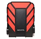 ADATA 2TB Pro ext. Hard Drive. red USB 3.0. HD710P, AHD710P-2TU31-CRD (USB 3.0. HD710P Dashdrive)