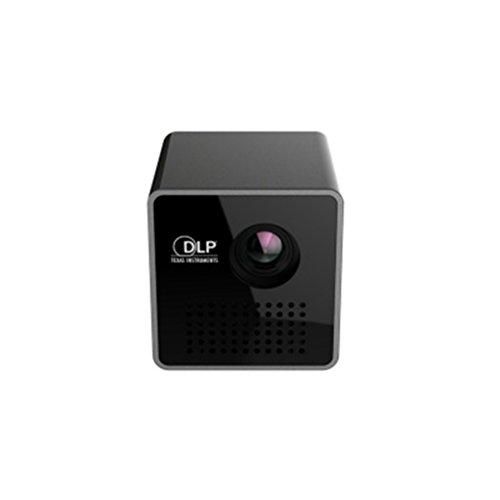 Proiettore Home (versione aggiornata) mini proiettore portatile Tecnologia DLP telefono cellulare...