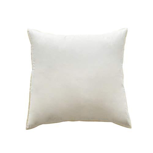 Mack Divano Cuscino di Piume 60x60 cm (vero piume) robusto & resistente