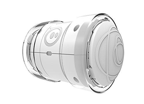 41%2B ZxQtuNL - Orbotix Ollie 1B01ROW - Robot controlado por móvil (Bluetooth, USB, compatible con iOS y Android), blanco y azul