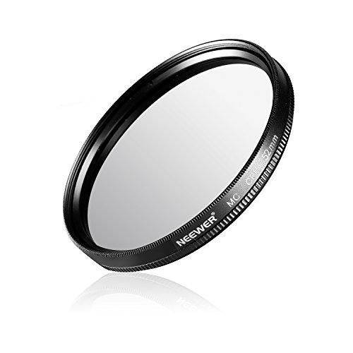Neewer 52mm CPL polarizzatore circolare filtro multibesch Riflessi con panno in microfibra per l'...