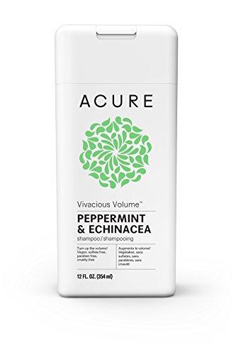 ACURE Volume Shampoo, Mint, 8 Ounce