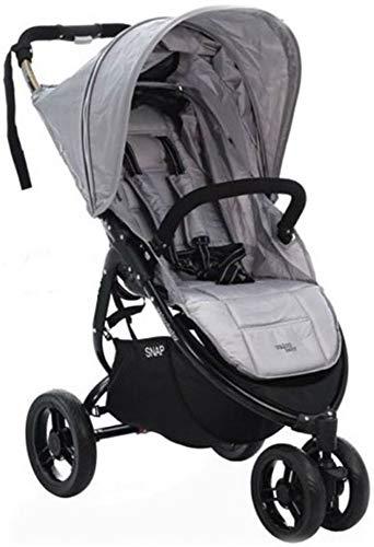 Valco Baby Original Snap 3 Single Stroller Snap 3 (Platinium Silver)