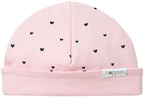 Noppies Baby-Mädchen G Hat REV New York-67365 Mütze, Rosa (Light Rose C092), neugeboren (Herstellergröße: 0M-3M)
