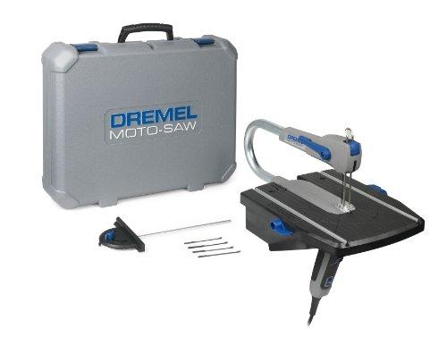 Dremel Moto-Saw MS20-1/5 2-in-1 Compact Scroll Saw Full setup