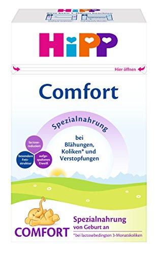 HiPP Comfort Spezialnahrung, 4er Pack (4 x 500 g)