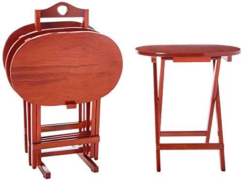 ORIENTAL FURNITURE Orientale mobili mobili in Legno di Alta qualità, 48,3cm di Altezza, Set di...