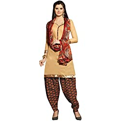 Today Best offer Amazon Prime Day Sale Offer On Cotton Dresses For Women New Collection Cotton Dress Material Unstiched Jetpuri Printed Multicolored Salwar suit For Women In Low Price By Mrinalika Fashion - Unstiched Salwar Suits For Women/Girls Best Offer Discount Sale Of the Month Best Deal For Girls Festive