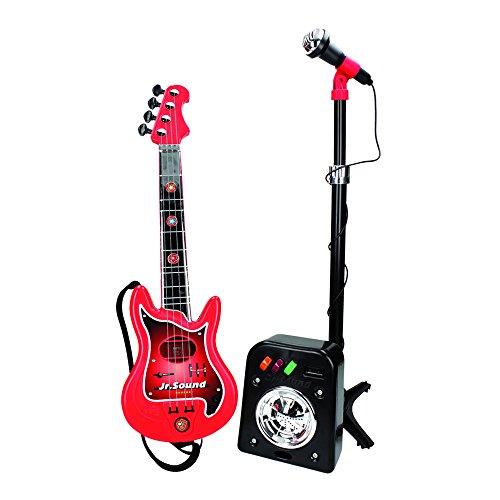 Guitarra - Micro-Bafle Electrónico
