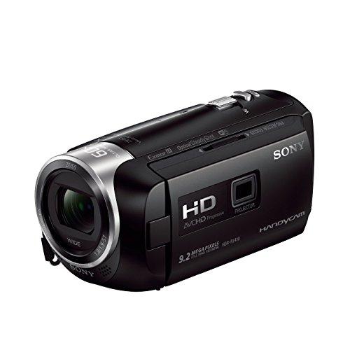 Sony HDR-PJ410 Videocamera Handycam, Sensore CMOS Exmor R da 3,1 mm retroilluminato, Obiettivo...