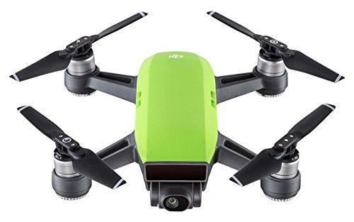 DJI SPARK - Fotocamera 12 MP I Video Full HD I Autonomia Di Volo 16 Minuti I Piccolo, Leggero E...