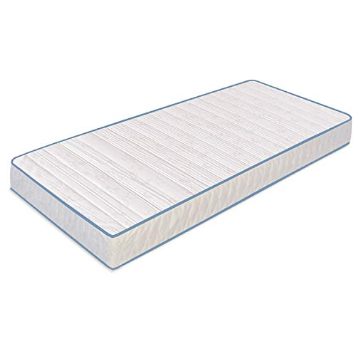 Baldiflex Materasso Una Piazza e Mezza Easy Basic M, H 15 cm in Poliuretano Espanso Waterfoam,...