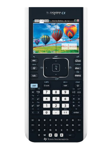 Texas Instruments TI-Nspire CX CALCULADORA GRÁFICA, Frustration Free Packaging