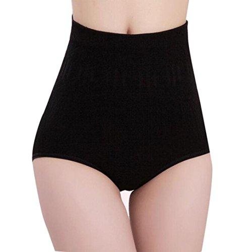40ff99bbb4 TWIFER Damen Hohe Taille Shorts Bauch Kontrolle Body Shaper Slip Slimming  Unterhose Kurze Hosen (Freie Größe