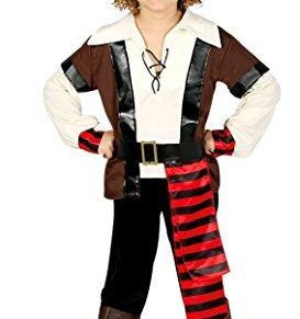 Guirca 85371 - Pirata Siete Mares Infantil Talla 5-6 Años