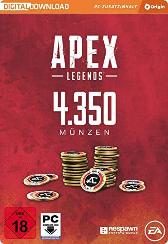 APEX Legends - 4.350 Coins | PC Download - Origin Code