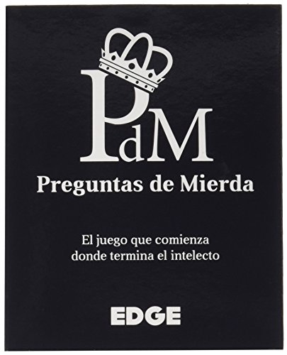 Edge Entertainment- Preguntas de Mierda, Color (EDGLA01)